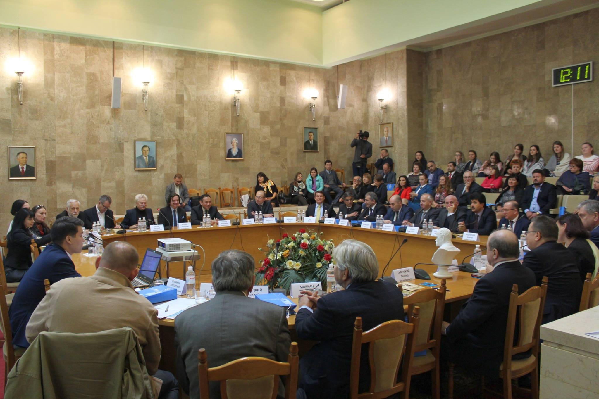 У Києві презентували проект про життя Т.Шевченка в Казахстані