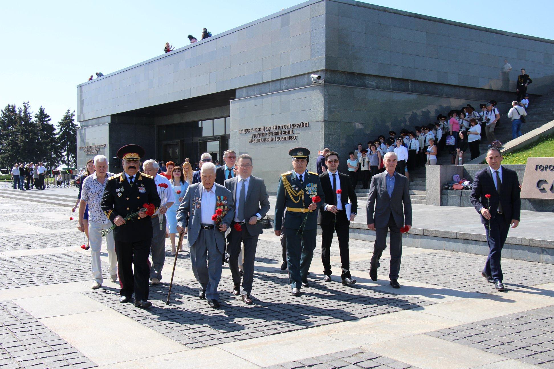 У Києві презентували книги про внесок казахстанців в Перемогу у Великій Вітчизняній війні