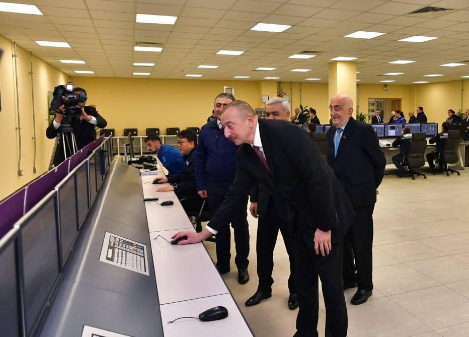 В Азербайджані здали завод «SOCAR карбамід» в експлуатацію