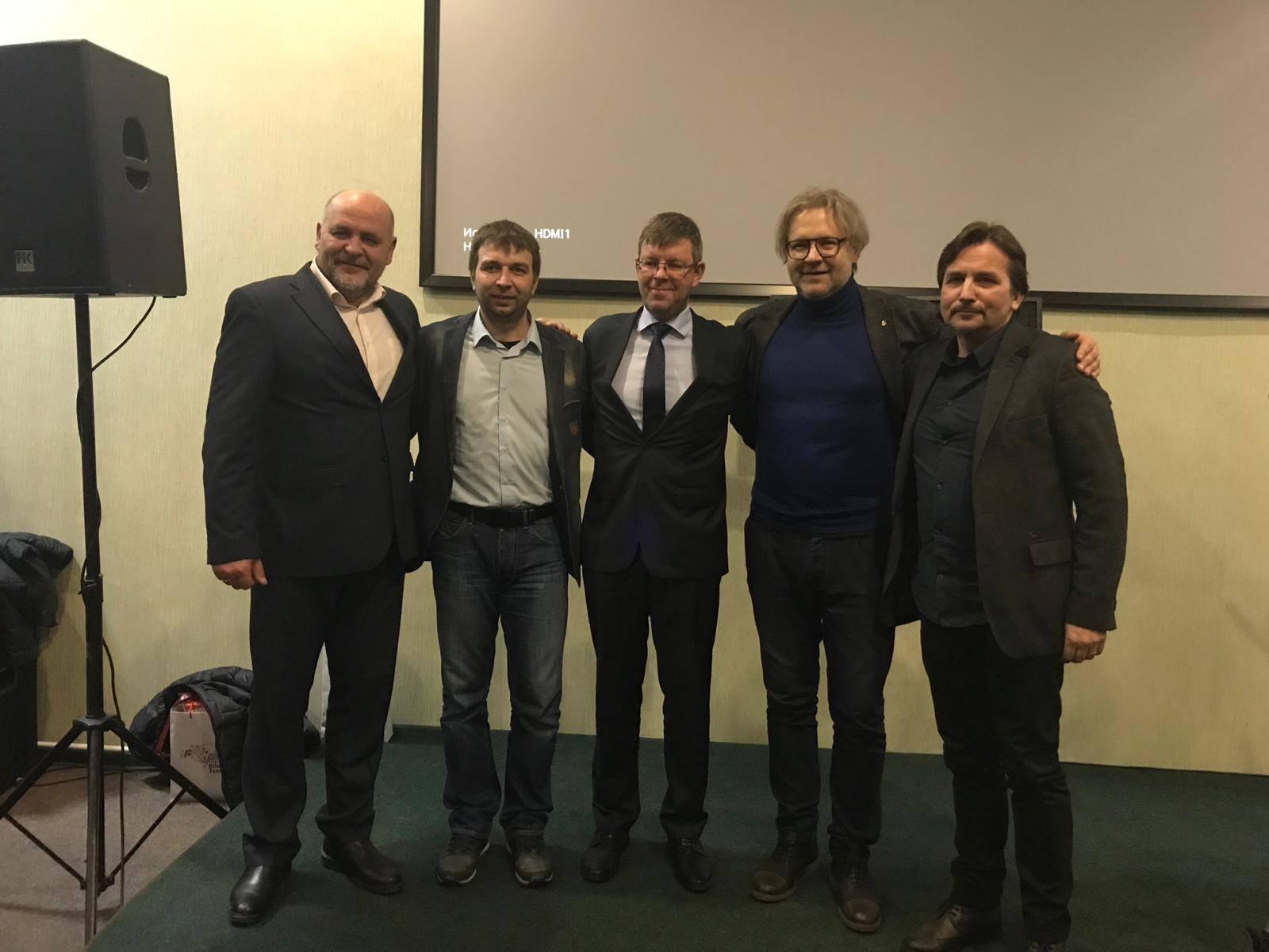 Презентація скульптури «Шлях до Соборності України»