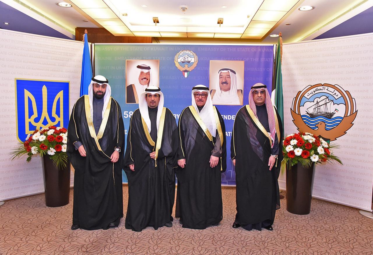 Прийом посольства Кувейт з нагоди Національних свят Кувейту 2019. Промова Посла