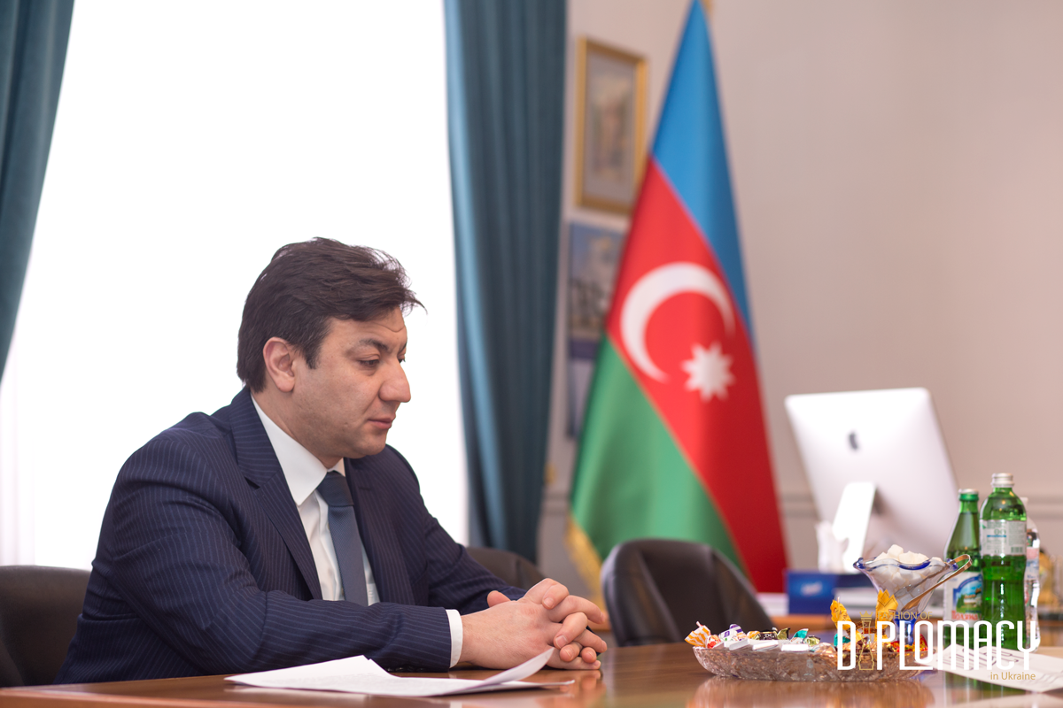 Сторіччя зовнішньополітичного відомства Азербайджану