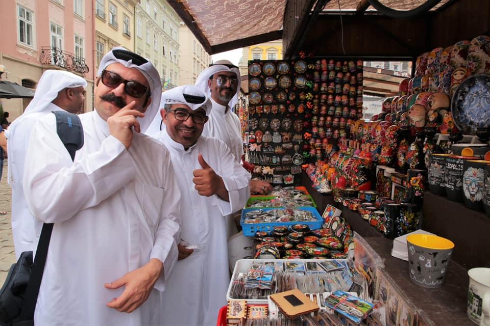 Дні культури Держави Кувейт на Львівщині