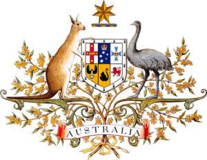 Государственный Герб Австралии