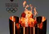 Святковий котел запалено в перший день естафети Олімпійського вогню Токіо-2020