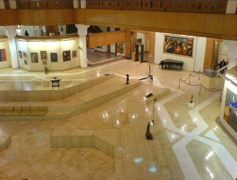 Музей Мистецтв Гезира в Єгипті