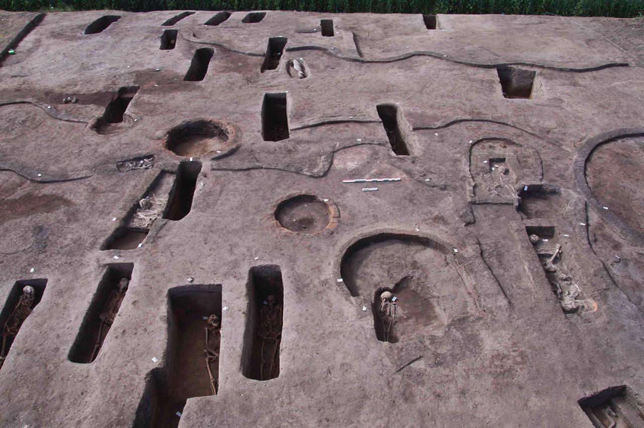 В Египте масштабное археологическое открытие - выявлении 110 гробниц