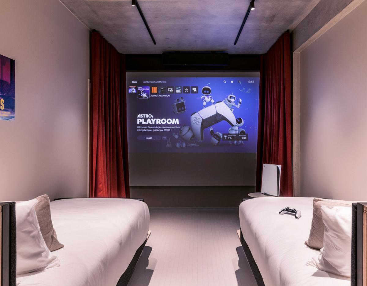 Cinema Hotel Paris