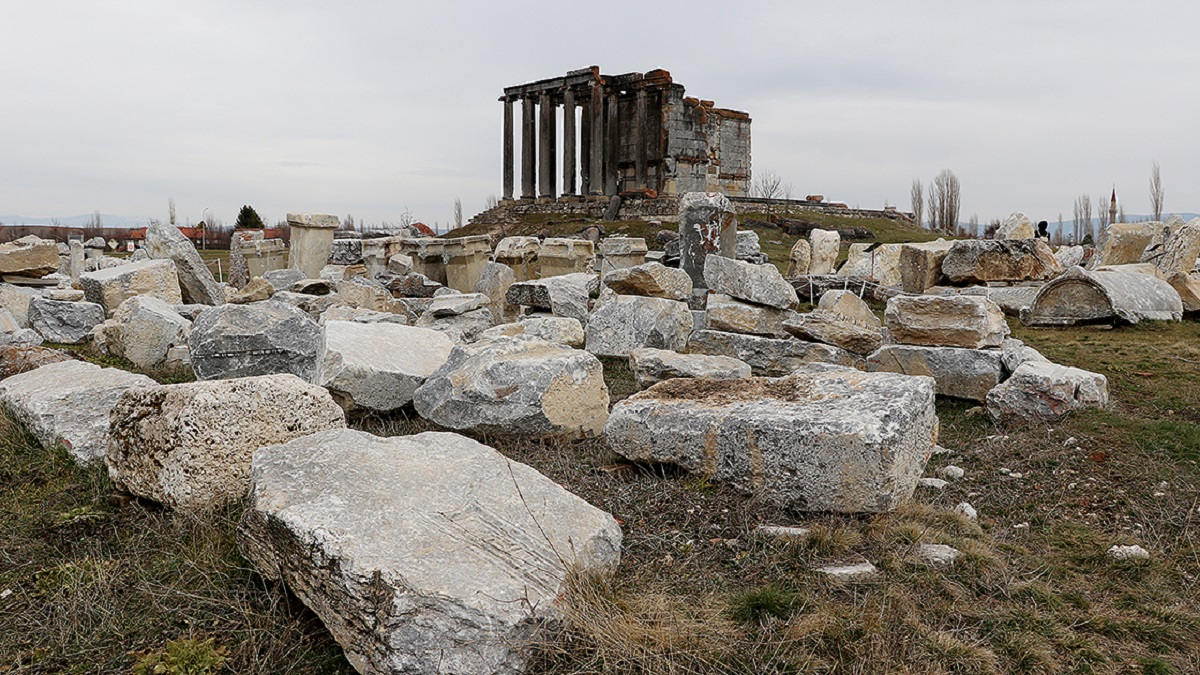 Excavations in western Turkey shed light on more than 5,000 years of history