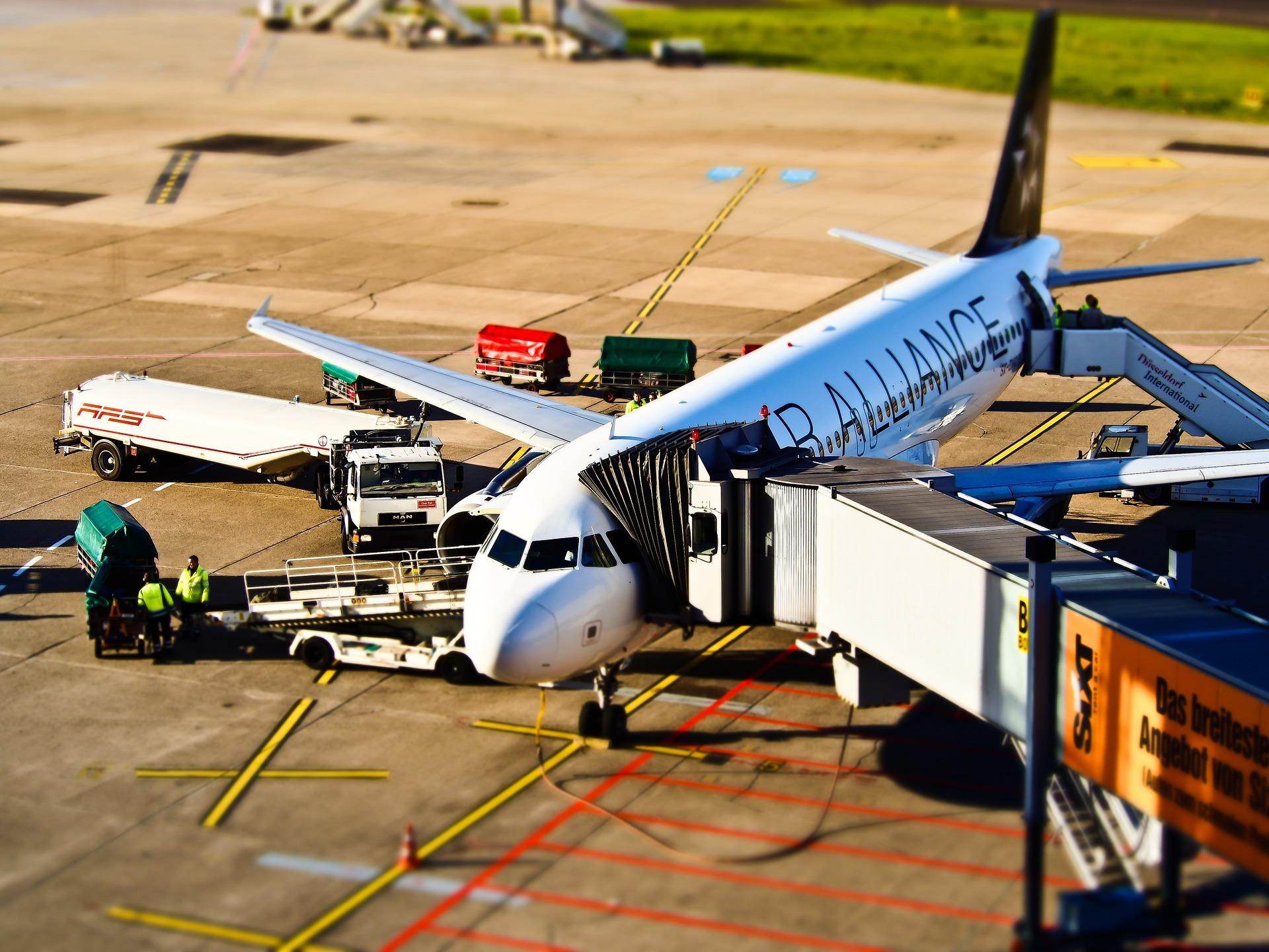 Авиатранспорт США готов к взлету