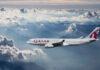 Qatar Airways совершил первый рейс, полностью вакцинированных от COVID