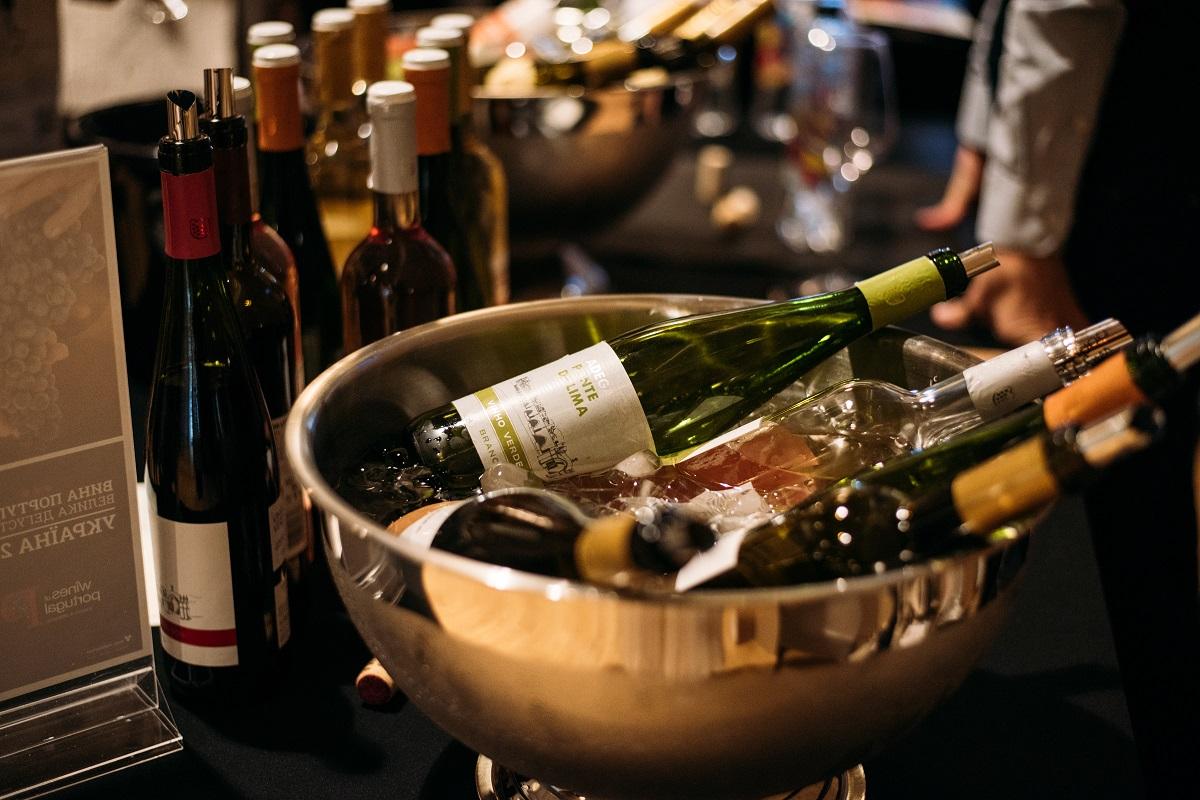 Винна дипломатія в дії: в Києві провели Wines of Portugal Grand Tasting 2021