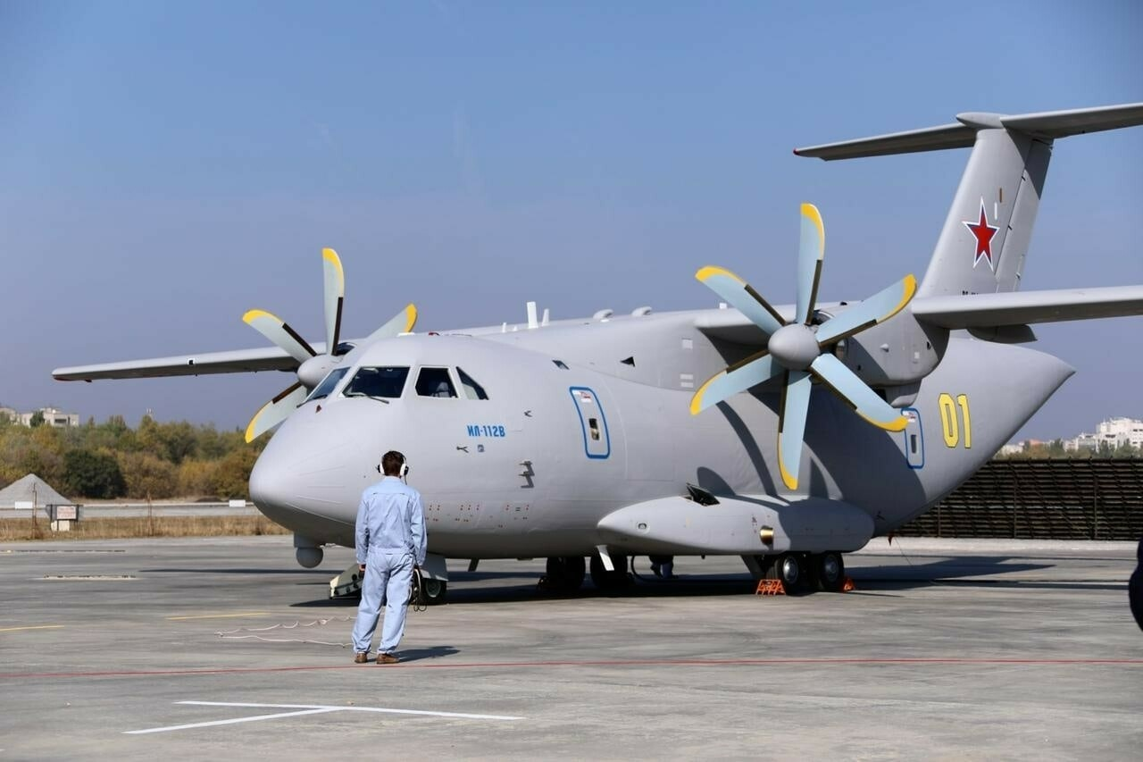 У Підмосков'ї розбився літак Іл-112В. Весь екіпаж загинув