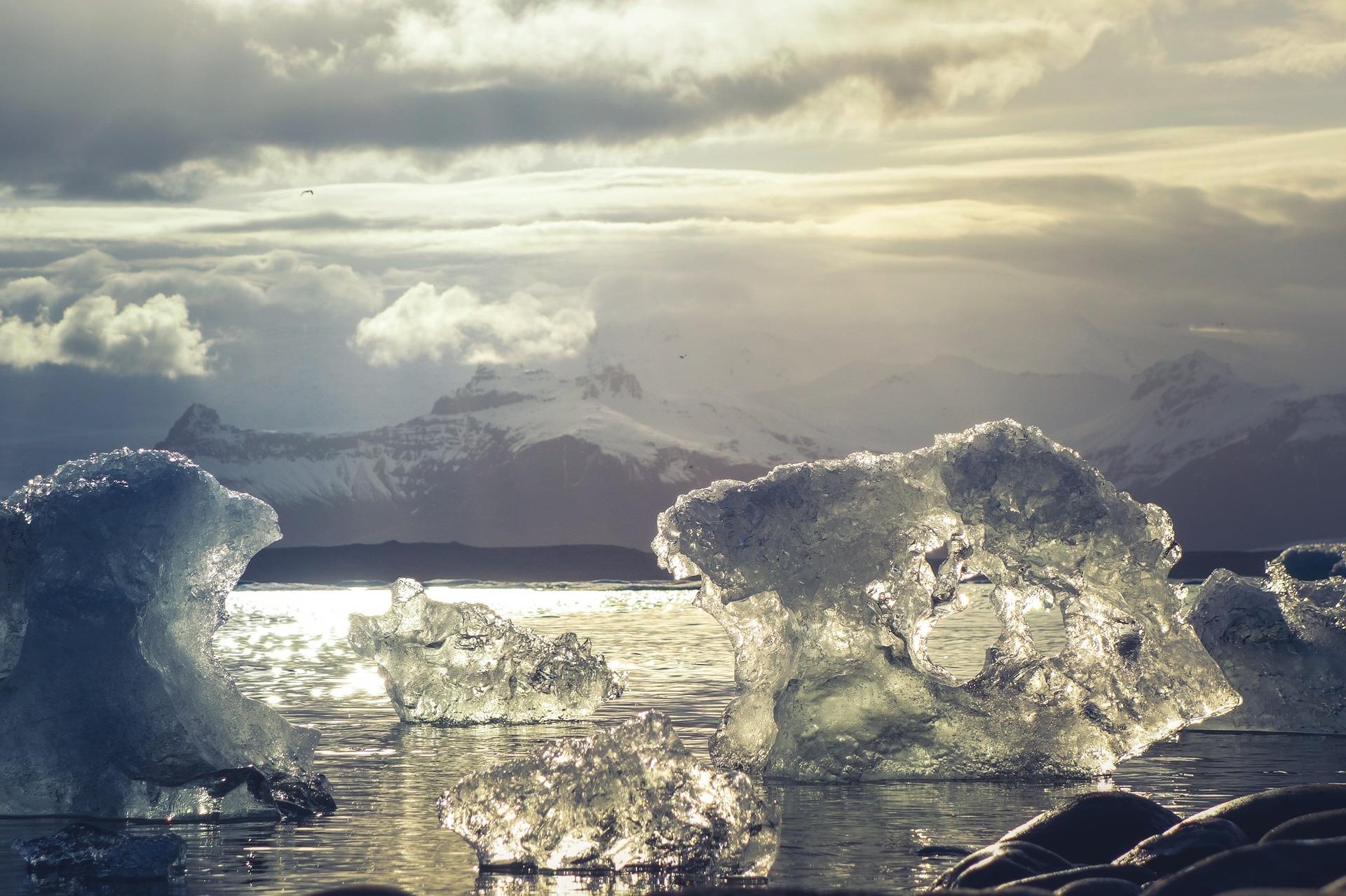 Вчені намагаються пояснити аномалію, яку виявили над Антарктидою